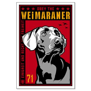 obey_the_weimaraner_posters